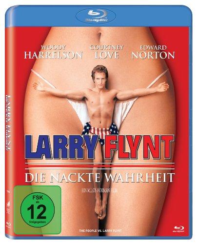 Larry Flynt - Die nackte Wahrheit [Blu-ray]