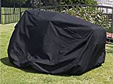 CoverMates Lawn Tractor Cover : 82L x 58W x 52H inches Classic Vinyl