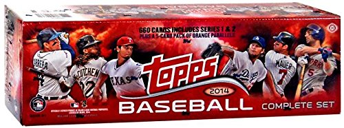 2014 Topps Collectible Trading Cards HOBBY Factory