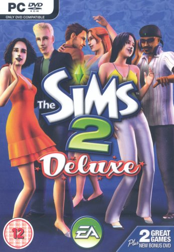 The Sims 2 Deluxe UK Import