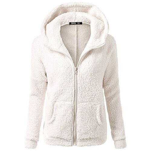 smartland-womens-winter-long-sleeve-full-zip-soft-fleece-hooded-jumper-hoody-jacket-coat-xxl-white