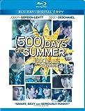 500 Days Of Summer  (Bilingual) [Blu-ray + Digital Copy]