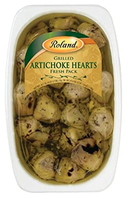 Roland Grilled Artichoke Hearts, 67 Ounce