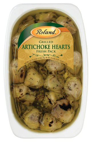 Roland Foods Artichoke Hearts, Grilled, 67 Ounce (Grilled Artichoke Hearts compare prices)