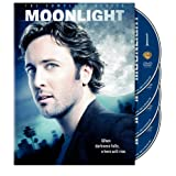 Moonlight - The Complete Series ~ Alex O'Loughlin