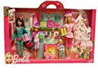 2012 Exclusive Barbie Perfect Christmas Doll Collection