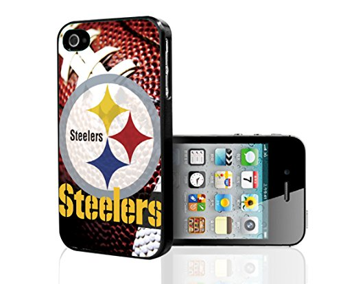 Pittsburgh Steelers Football Sports Hard Snap on Phone Case (iPhone 5/5s) at Steeler Mania