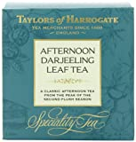 Taylors Of Harrogate Afternon Darjeeling Loose Tea Carton 125 g (Pack of 6)