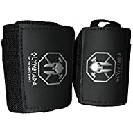 Olympiada Wrist Wraps – MULTIPLE COLORS – For Crossfit, Powerlifting, Weightlifting, Bodybuilding -…