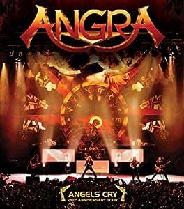 Angra - Angels Cry/20th Anniversary Tour [Blu-ray]