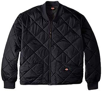 Amazon Com Dickies Men S Big Diamond Quilted Nylon Jacket