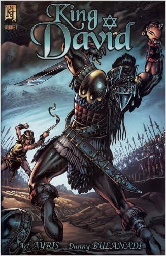 David Vol. 1 written by Art Ayris