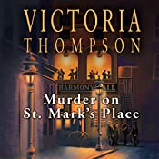Murder on St. Mark's Place: Gaslight Mystery Series #2 | Victoria Thompson
