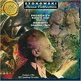 Prokofiev: Romeo and Juliet Selections / Menotti: Sebastian - Suite