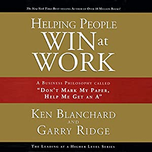 Helping People Win at Work Hörbuch