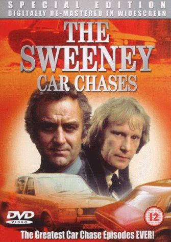 Sweeney-Best of V2-Car Chases [DVD] [1975]