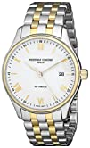 Frederique Constant Mens FC303WN5B3B Two-Tone Stainless