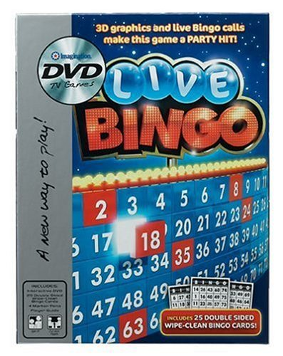 Bingo DVD Game