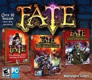 Fate Collection Fate 1 Fate 2 Traitor Soul Amp Fate 3