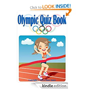  Olympic Quiz Book - Interactive Book by James Jones