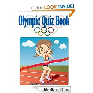 Olympic Quiz Book - Interactive Book by James Jones