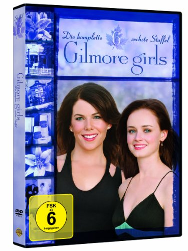 Gilmore Girls - Staffel 6 [6 DVDs]