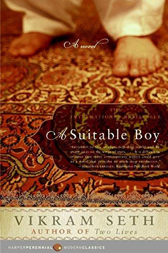A Suitable Boy: A Novel (Modern Classics)