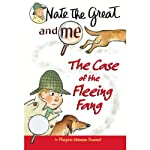 Nate the Great and Me: The Case of the Fleeing Fang (       UNABRIDGED) by Marjorie Weinman Sharmat Narrated by John Lavelle
