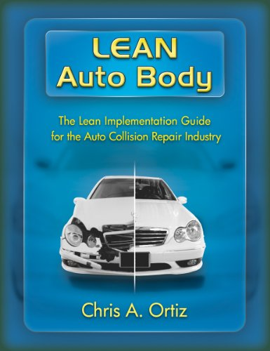 Lean Auto Body: The Lean Implementation Guide for the Auto Collision Repair Industry - Enna - 1926537173 - ISBN:1926537173