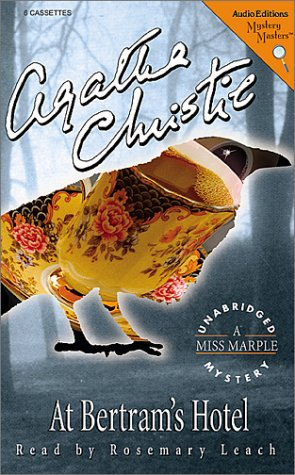 At Bertram's Hotel: A Miss Marple Mystery (Mystery Masters), Agatha Christie