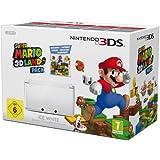 Console Nintendo 3DS - blanc arctique + Super Mario 3D Land - édition limitée
