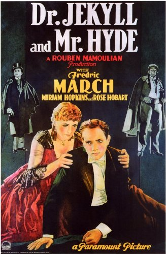 Dr. Jekyll and Mr. Hyde / Доктор Джекилл и Мистер Хайд (1931)