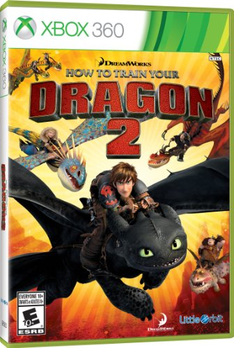 How to Train Your Dragon 2 PAL XBOX360-iMARS