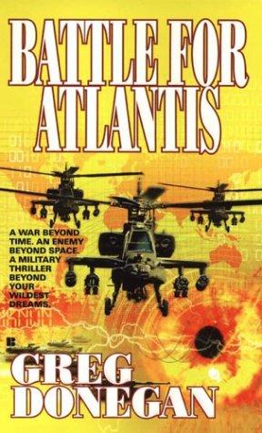 Battle for Atlantis, Greg  Donegan