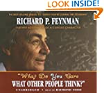 """What Do You Care What Other People T..."