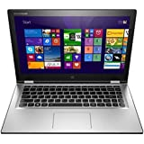 Lenovo 59-442014 13.3-inch Laptop (Core i5 4210U/4GB/500GB/Windows 8.1/Integrated Graphics/), Silver
