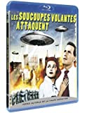 Image de Les Soucoupes volantes attaquent [Blu-ray]