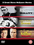 Bullitt/The Getaway/Towering Inferno [DVD] [1975]