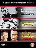 Bullitt/The Getaway/Towering Inferno [DVD] [1975]