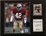 NFL Ronnie Lott San Francisco 49ers Player Plaque