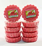 Yankee Candle - 10x Pink Dragon Fruit Wax Tarts - NEW Scent for 2012!