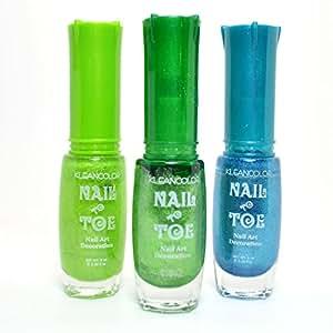 kleancolor 3 nail