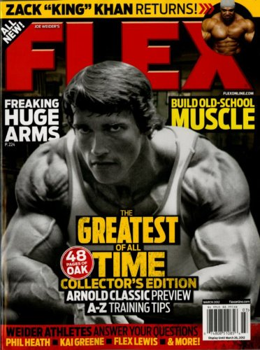 Flex [US] March 2012 (単号)