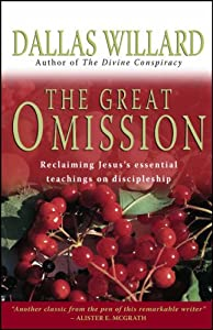 "Cover of ""The Great Omission: Reclaiming ..."
