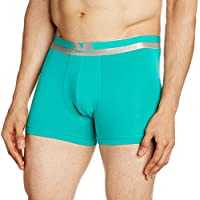 Van Heusen Men's Cotton Trunks (8907522405738_20042_Large_20042_Spectra Green_Large)
