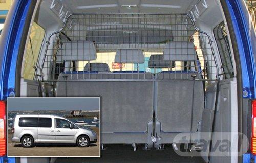 TRAVALL TDG1223 - Hundegitter Trenngitter Gepäckgitter