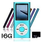 Tomameri Portable MP4 Player MP3 Play...
