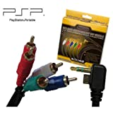 PSP2 Gold Plated Component AV Cable