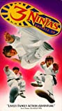 3 Ninjas Knuckle Up [VHS]