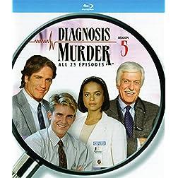 Diagnosis Murder// Season 5 all 25 episodes